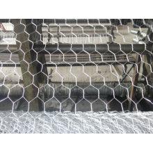 Malla de alambre hexagonal caliente-sumergida de la alta calidad