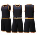 2017 Latest Basketball Black Jersey Design