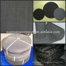 18x18 Mesh Weave mild Stahl Drahtgeflecht