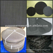 18x18 mesh Weave mild steel wire mesh