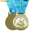 Promosi Custom Design Metal Medal