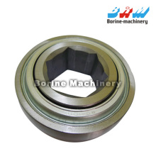 New Arrival for Farm Bearings 206KRRBAH06, SK100-206-KRRB-AH11 Hex Bore Agricultural Bearing supply to Algeria Manufacturers