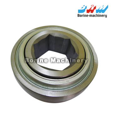 Reliable for Hex Bore Bearings, Farm Bearings, Hex Bore Agricultural Bearing | Ag Bearings 206KRRBAH06, SK100-206-KRRB-AH11 Hex Bore Agricultural Bearing supply to Sri Lanka Manufacturers