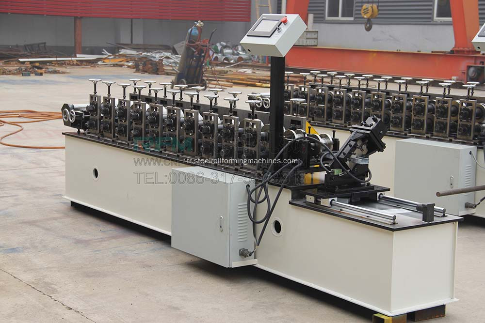 Tôle T Grid Steel Stud Making Machine