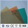 Polycarbonat hohle PC-Platte für Baustoffe