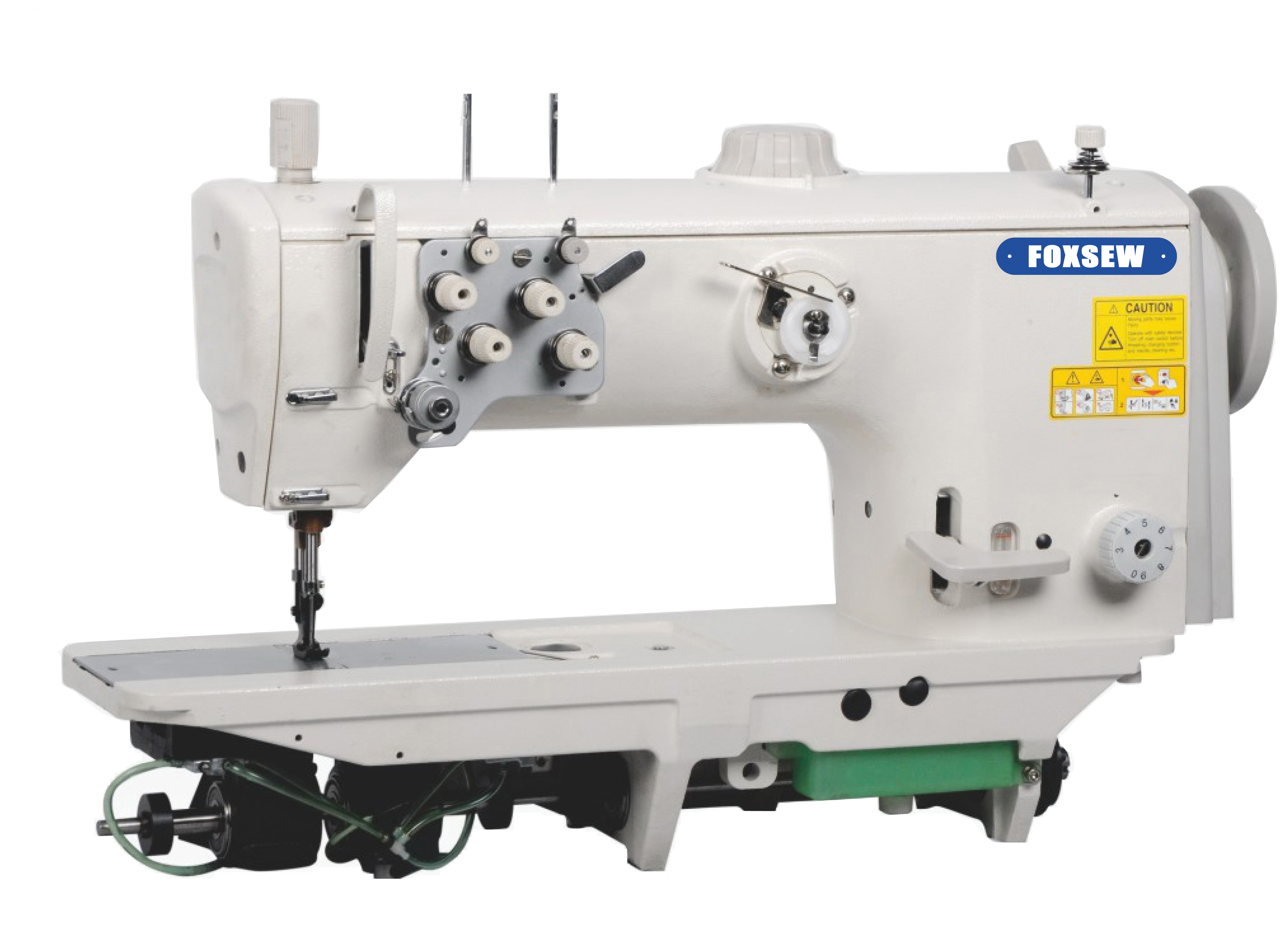 KD-2810 Single Needle Compound Feed Heavy Duty Lockstitch Sewing Machine