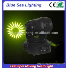 Factory price 2015 new led 75w mini moving head spot