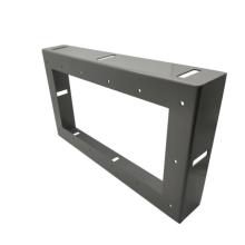 Sheet metal frame wall-mounted