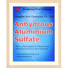 Anhydrous Aluminium Sulfate Flocculant (Burnt Alum) CAS 10043-01-3