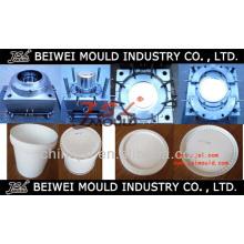 Injection 5L Plastic Paint Bucket Mould