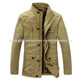 High quality with oxford fabric coat for menNew