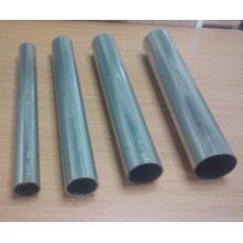 Luva de cobre galvanizada elevada precisão, peças tranqüilas de aço