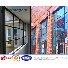 China Factory Supply Aluminum / PVC Fixed Window with High Quality