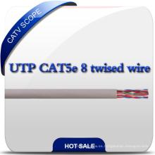 Cable de red LAN cableado UP5 Cat5e Twite