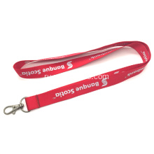 Custom Logo Cheap Neck Printed ID Lanyards