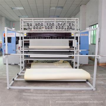 Yuxing 1200rmp Shuttleless Quilting Machine for Mattress