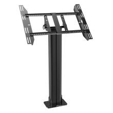 "Public TV Floor Stand Floormount Touch Screen 30-60"" (AVA 102E)"