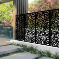 Aluminum Laser Cut Panels Metal Screen