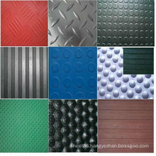 Recycle Rubber Anti Slip Rubber Floor Mat