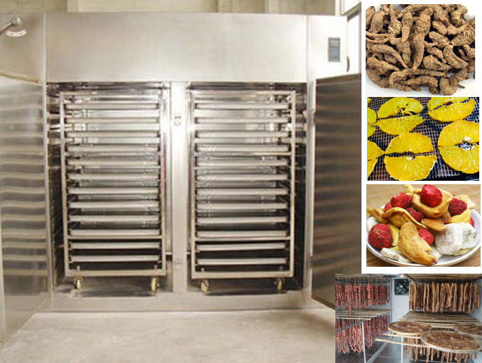 Industrial Dehydrator Machine