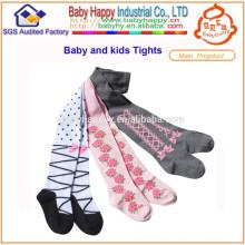 Neueste Entwürfe elektrische Bein wärmer Baby bunte Strumpfhosen