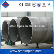 Venta al por mayor alibaba de resistencia a la tracción de acero erw pipe