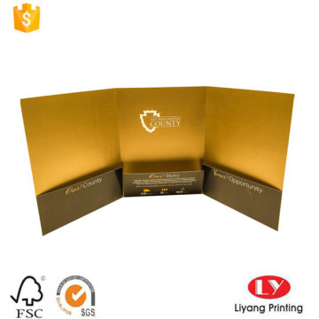 New Arrival Custom Office Paper File Folder