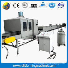 Stone Coated Metal Roof Tile Machine