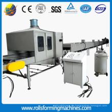 Steinüberdachte Metalldachmaschine