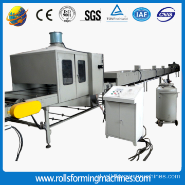 Stone Coated Roof Tile Machine dengan Slitting Line