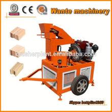 WT1-20 clay interlocking block machines