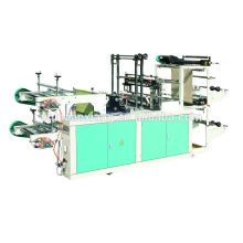 FD-700 double layer Computer dots-severing bag roller making machine