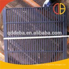 Piso de hierro fundido de 600 * 700 mm