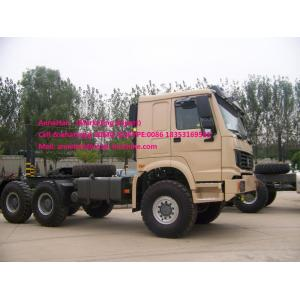 howo 371HP Tow Tractor truck