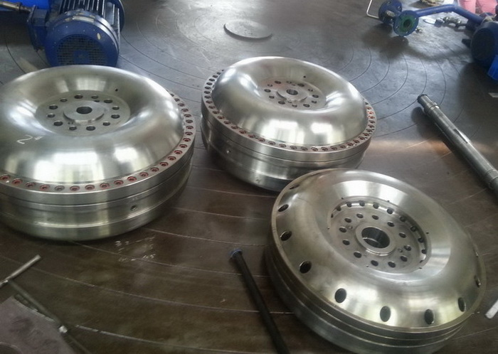 Alloy Turbine Wheel