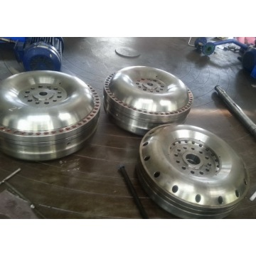 Coupling Spare Parts Turbine Wheel