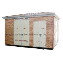 Ybm-mit 2 Strukturen vorgefertigte Umspannstation
