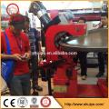 Ninguna máquina plegable moldeada irregular de la plantilla / máquina plegable del metal