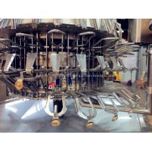 Automation chicken evisceration machine