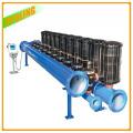 Grande filtro automático do disco da limpeza de auto da irrigação do equipamento líquido da filtragem da água PA6