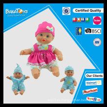 Pequeñas muñecas al por mayor bebé suave para los niños