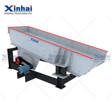 ZSW 600*150 Large capacity electromagnetic vibrating feeder price