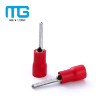 Factory Price Insulated Wire Crimping Flat Pin Terminals For Auto Part