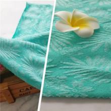 Skin-friendly Feather pattern designs Jacquard Print Fabric