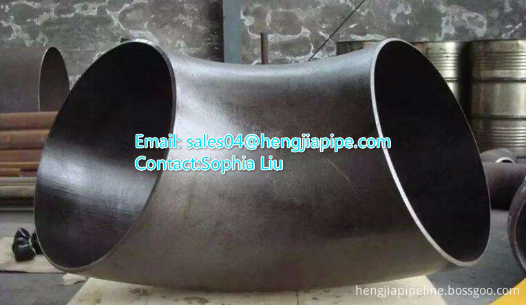 elbow with black color