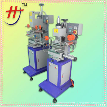 pneumatic cylindrical/ falt hot foil Stamping Machine