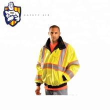 full reflective airbag chaqueta seguridad jacket mesh