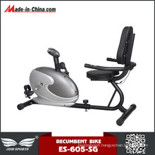 Indoor Home Use Fitness Exercise Flywheel Magnetic Recumbent Bike