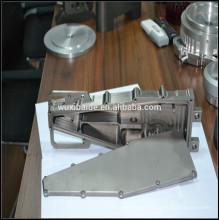 Fábrica de usinagem CNC peças de titânio / componentes, peças de titânio cnc usinagem serviço Fabricante