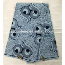 Wholesale 2017 new design veritable african wax fabric